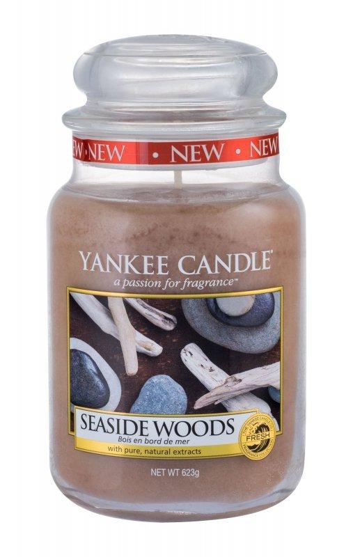 Yankee Candle Seaside Woods (Świeczka zapachowa, U, 623g)