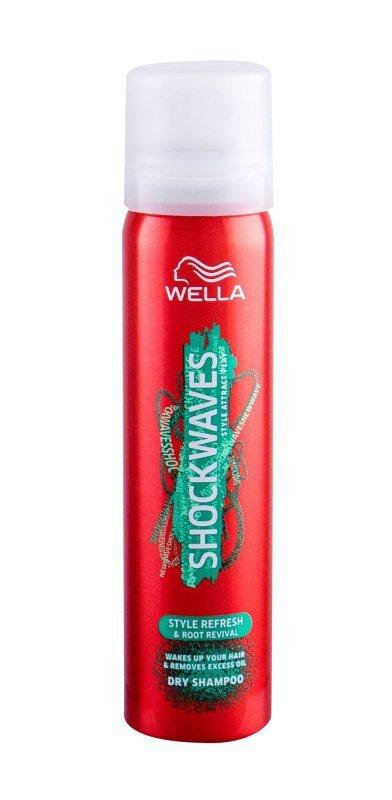 Wella Shockwaves (Suchy szampon, W, 65ml)