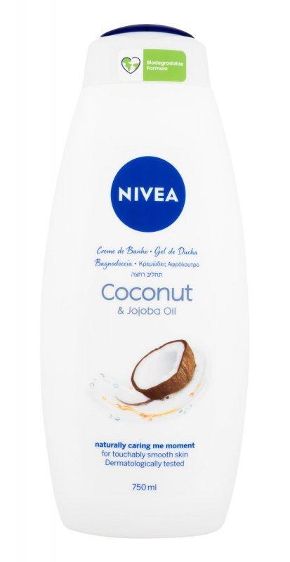 Nivea Care (Krem pod prysznic, W, 750ml)