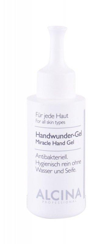 ALCINA Miracle Hand Gel (Antybakteryjne kosmetyki, U, 50ml)