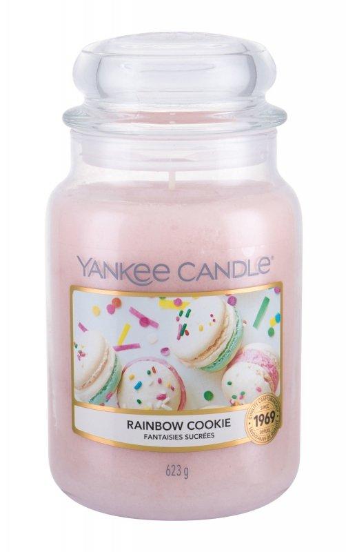 Yankee Candle Rainbow Cookie (Świeczka zapachowa, U, 623g)