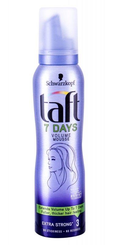 Schwarzkopf Taft 7 Days (Pianka do włosów, W, 150ml)