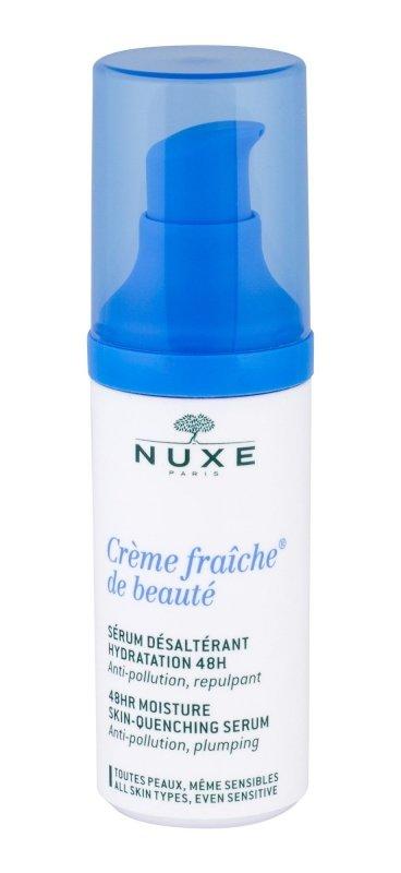 NUXE Creme Fraiche de Beauté 48HR Moisture Skin-Quenching Serum (Serum do twarzy, W, 30ml, Tester)