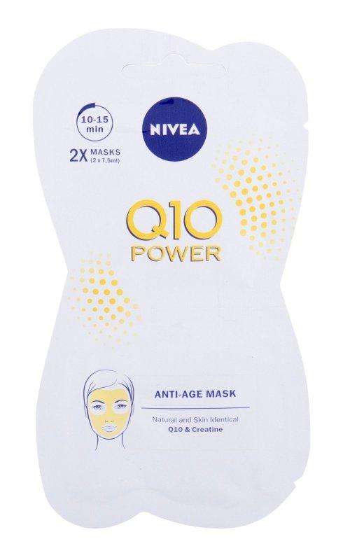 Nivea Q10 Power (Maseczka do twarzy, W, 15ml)