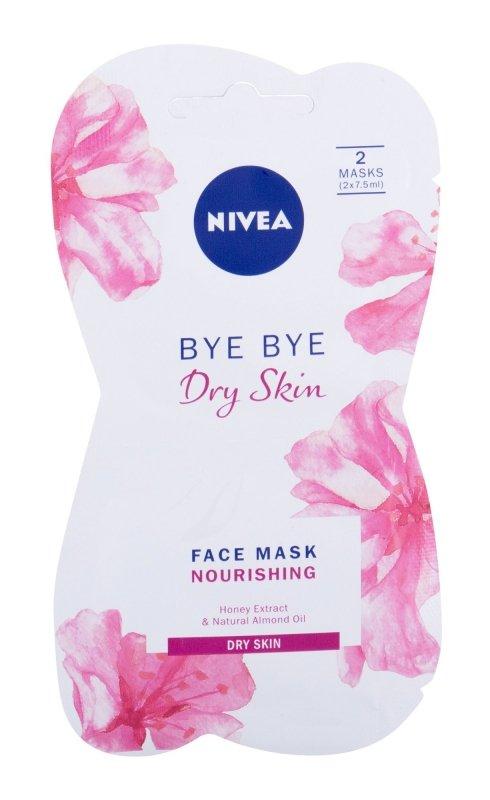 Nivea Bye Bye (Maseczka do twarzy, W, 15ml)