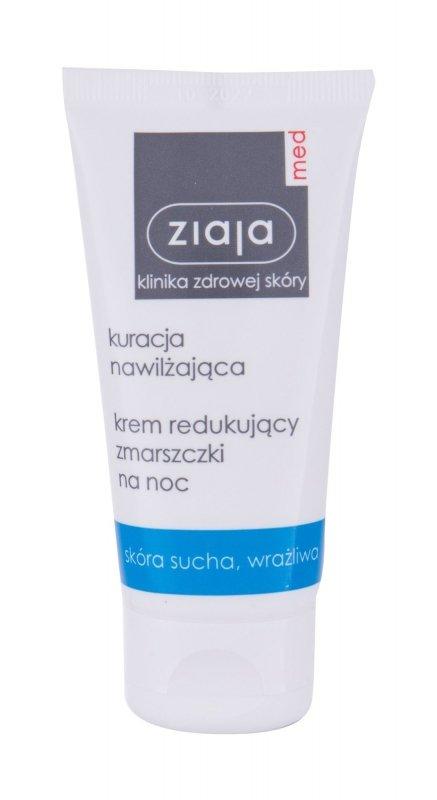 Ziaja Med Hydrating Treatment (Krem na noc, W, 50ml)