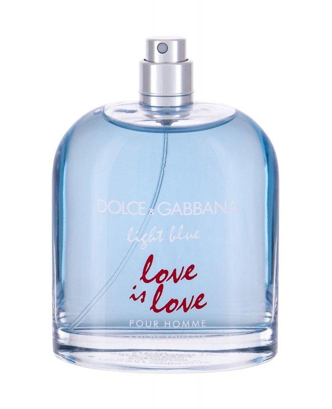 Dolce&Gabbana Light Blue (Woda toaletowa, M, 125ml, Tester)