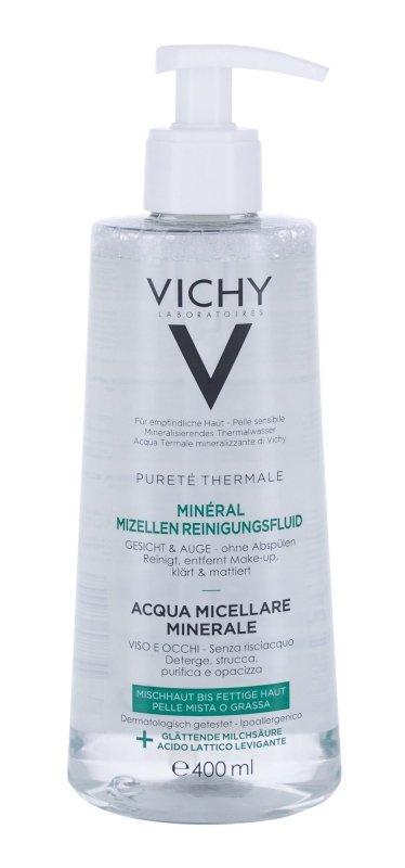 Vichy Purete Thermale (Płyn micelarny, W, 400ml)