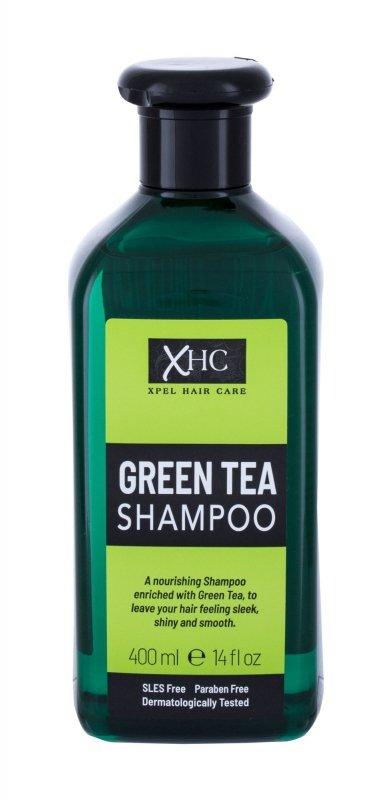 Xpel Green Tea (Szampon do włosów, W, 400ml)