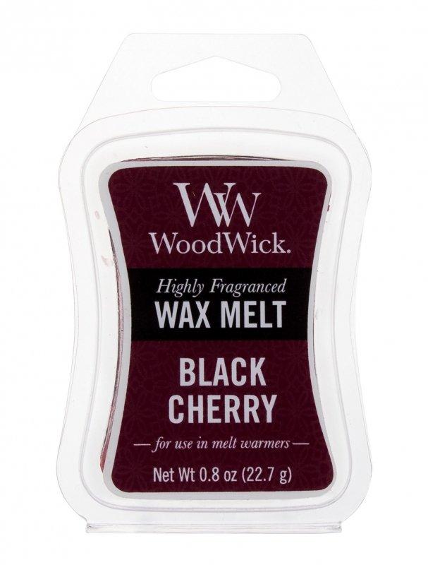 WoodWick Black Cherry (Zapachowy wosk, U, 22,7g)