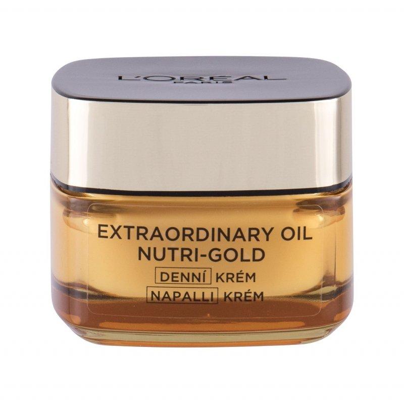 L´Oréal Paris Nutri Gold Extraordinary (Krem do twarzy na dzień, W, 50ml)