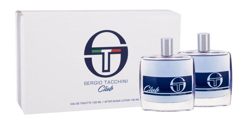 Sergio Tacchini Club (Woda toaletowa, M, 100ml)