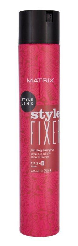 Matrix Style Link (Lakier do włosów, W, 400ml)