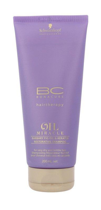 Schwarzkopf Professional BC Bonacure Oil Miracle (Szampon do włosów, W, 200ml)