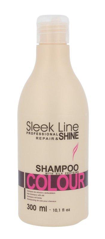 Stapiz Sleek Line Colour (Szampon do włosów, W, 300ml)