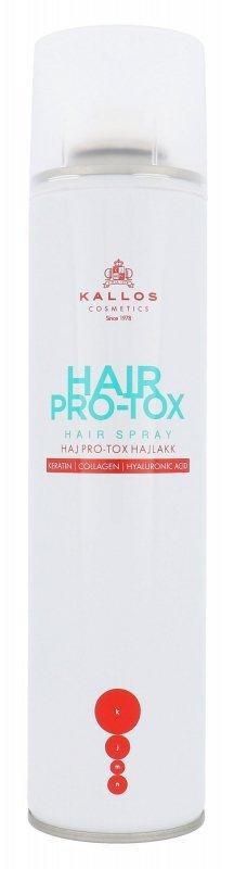 Kallos Cosmetics Hair Pro-Tox (Lakier do włosów, W, 400ml)