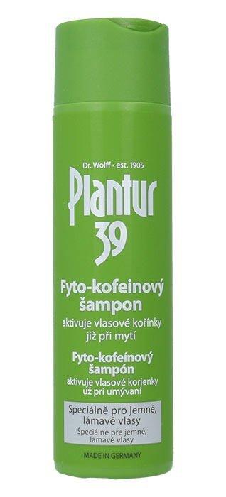 Plantur 39 Phyto-Coffein (Szampon do włosów, W, 250ml)