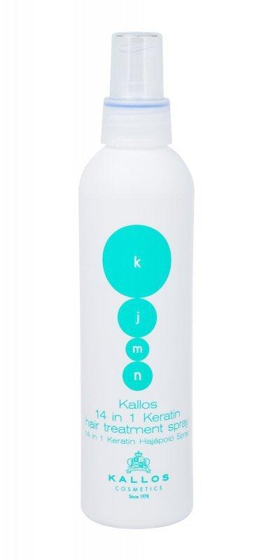Kallos Cosmetics KJMN 14 in 1 Keratin (Serum do włosów, W, 200ml)