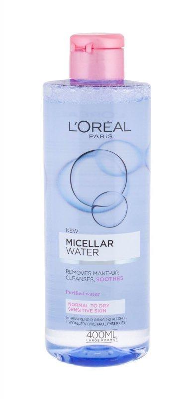 L´Oréal Paris Micellar Water (Płyn micelarny, W, 400ml)