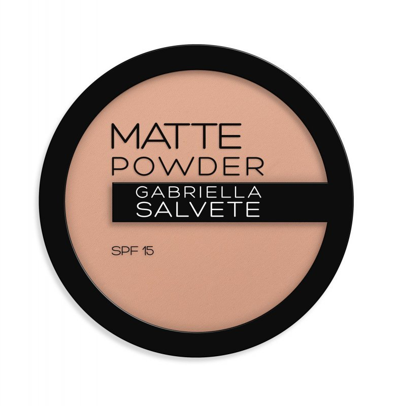 Gabriella Salvete Matte Powder (Puder, W, 8g)
