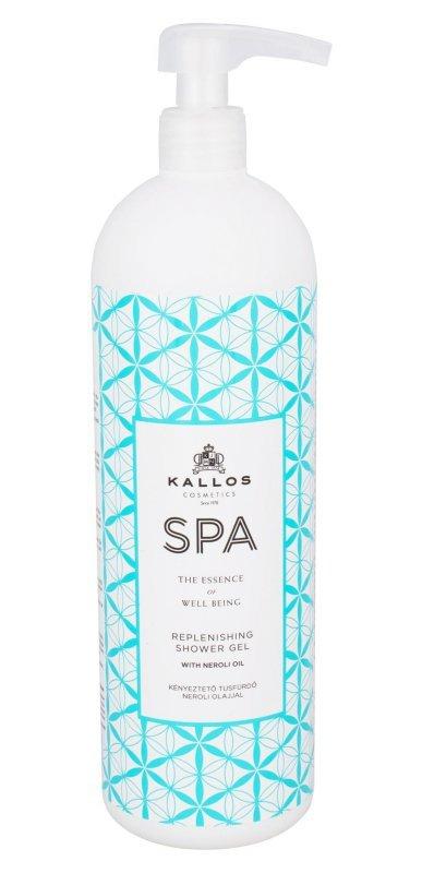 Kallos Cosmetics SPA (Żel pod prysznic, W, 1000ml)