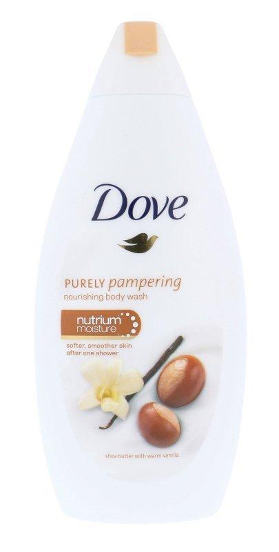 Dove Purely Pampering (Żel pod prysznic, W, 500ml)