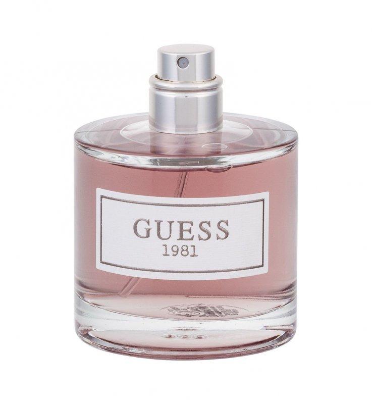GUESS Guess 1981 (Woda toaletowa, M, 50ml, Tester)