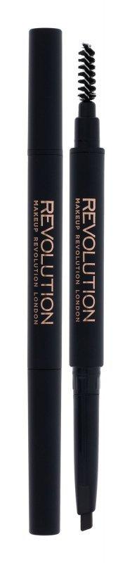 Makeup Revolution London Duo Brow Definer (Kredka do brwi, W, 0,15g)