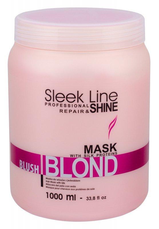 Stapiz Sleek Line (Maska do włosów, W, 1000ml)