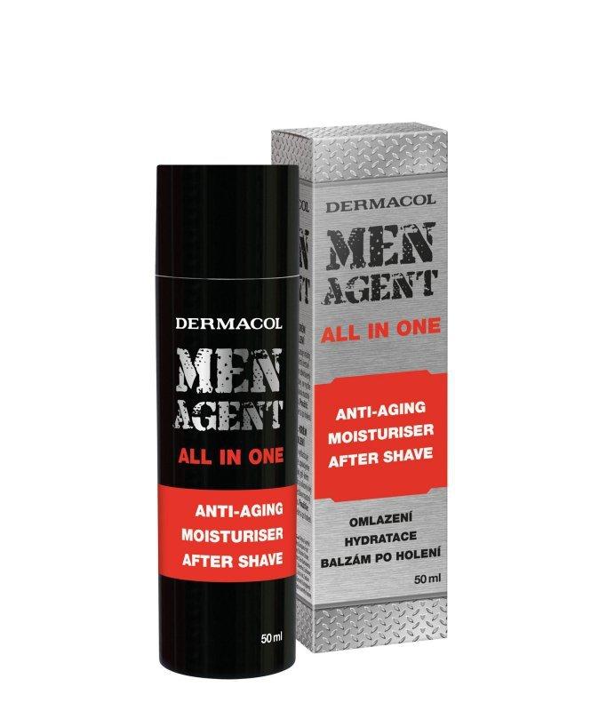 Dermacol Men Agent (Balsam po goleniu, M, 50ml)