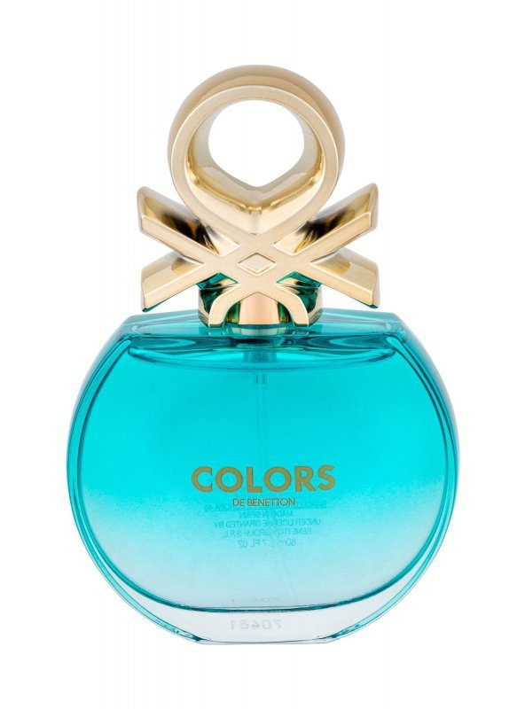 Benetton Colors de Benetton (Woda toaletowa, W, 80ml)