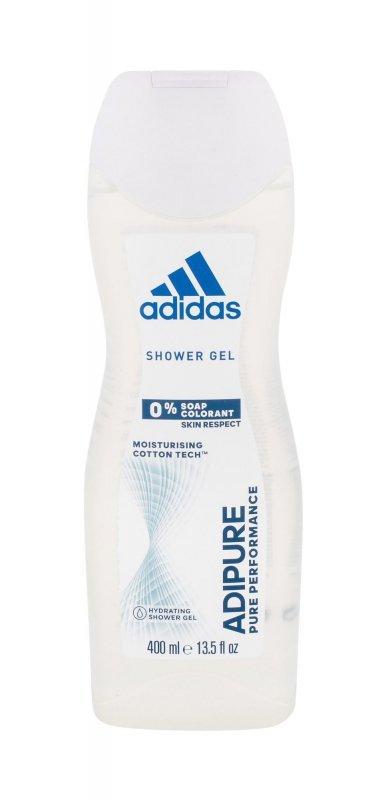 Adidas Adipure (Żel pod prysznic, W, 400ml)