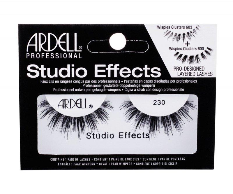 Ardell Studio Effects 230 Wispies (Sztuczne rzęsy, W, 1szt)