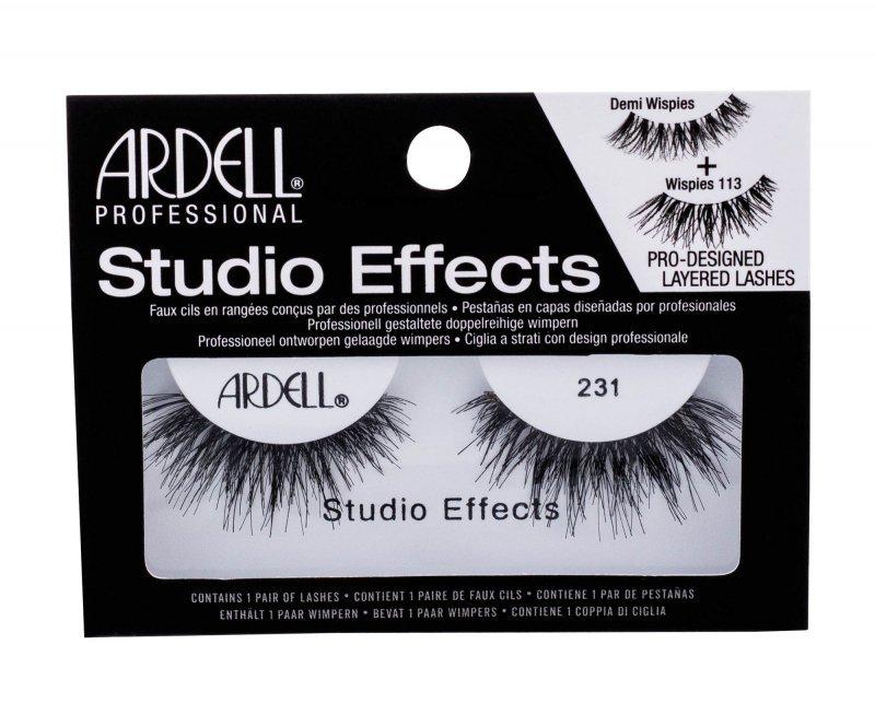 Ardell Studio Effects 231 Wispies (Sztuczne rzęsy, W, 1szt)