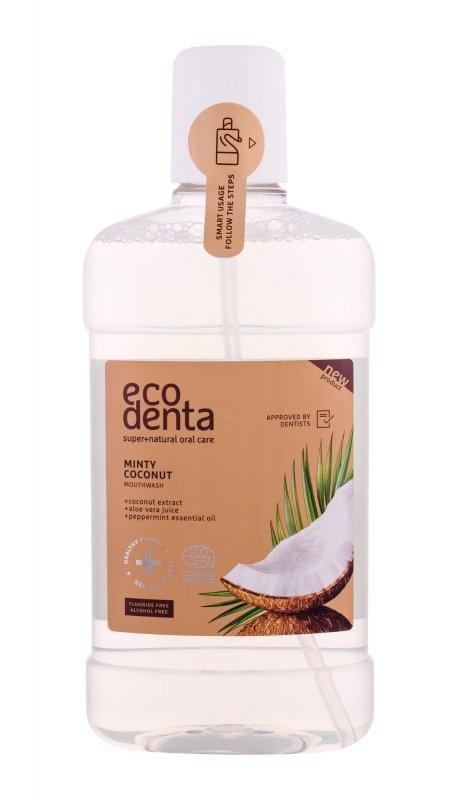 Ecodenta Organic (Płyn do płukania ust, U, 500ml)