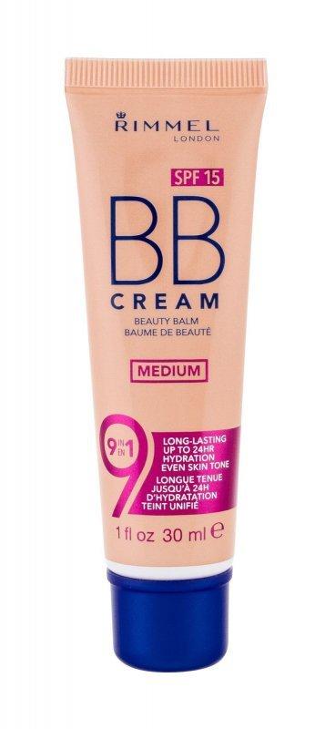 Rimmel London BB Cream 9in1 (Krem BB, W, 30ml)