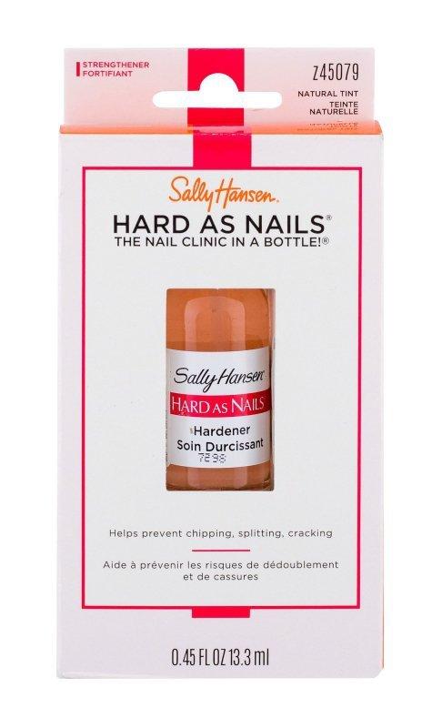Sally Hansen Hard As Nails (Lakier do paznokci, W, 13,3ml)