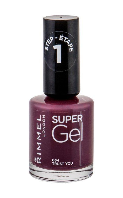 Rimmel London Super Gel (Lakier do paznokci, W, 12ml)