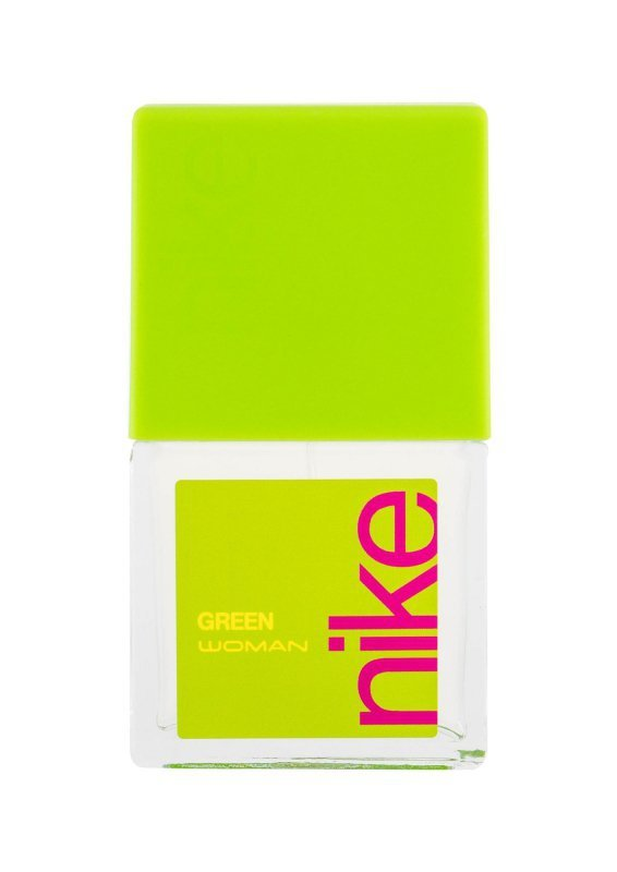 Nike Perfumes Green Woman (Woda toaletowa, W, 30ml)