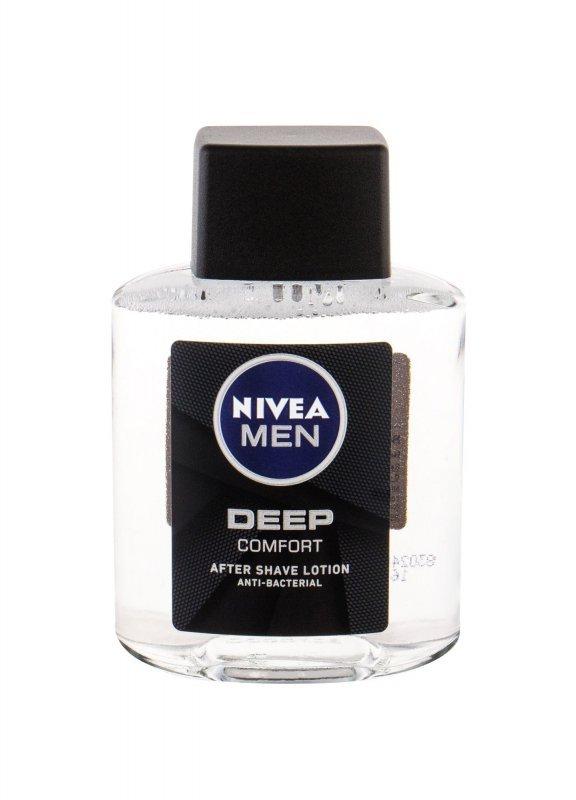 Nivea Men Deep (Woda po goleniu, M, 100ml)