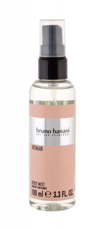 Bruno Banani Woman (Spray do ciała, W, 100ml)