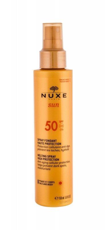 NUXE Sun (Preparat do opalania ciała, W, 150ml)