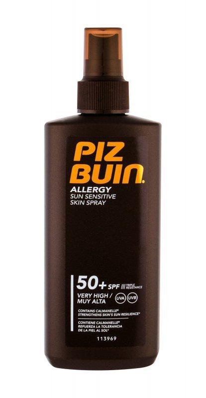 PIZ BUIN Allergy (Preparat do opalania ciała, U, 200ml)