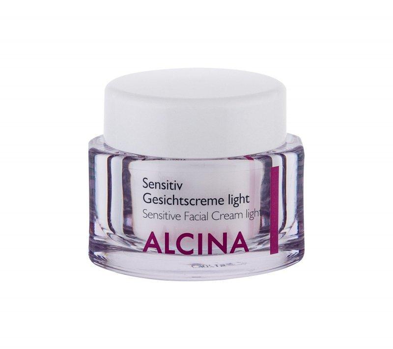 ALCINA Sensitive Facial Cream (Krem do twarzy na dzień, W, 50ml)
