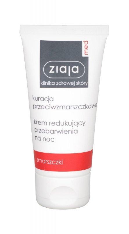 Ziaja Med Anti-Wrinkle Treatment (Krem na noc, W, 50ml)