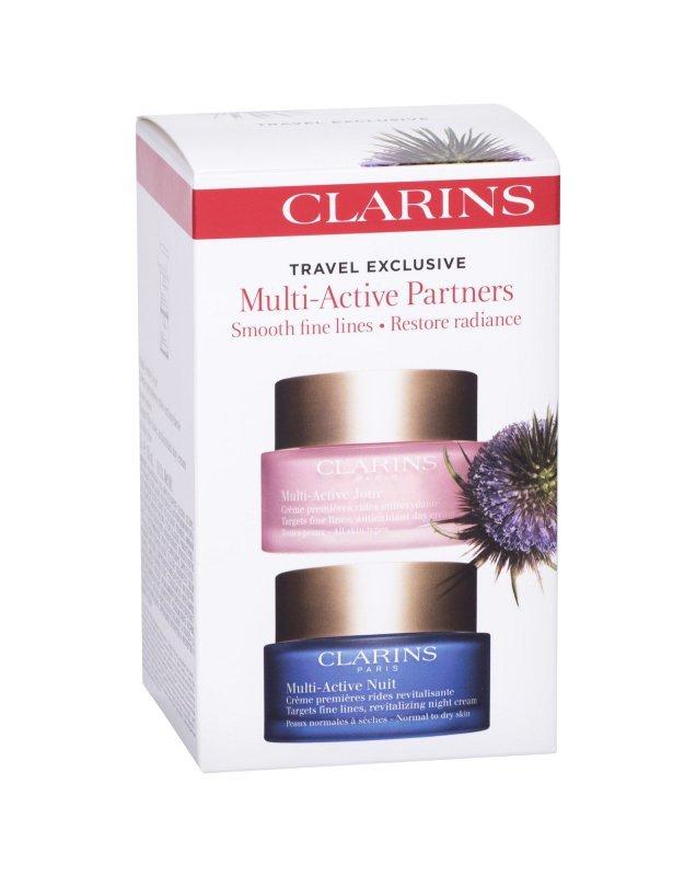 Clarins Multi-Active (Krem do twarzy na dzień, W, 50ml)