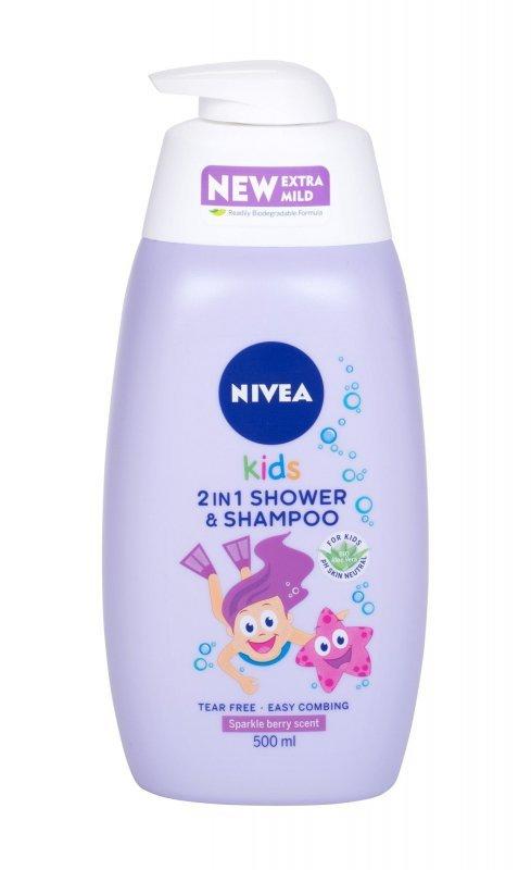 Nivea Kids (Żel pod prysznic, K, 500ml)
