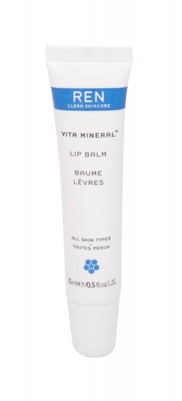 REN Clean Skincare Vita Mineral (Balsam do ust, W, 15ml)