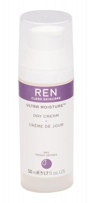REN Clean Skincare Ultra Moisture (Krem do twarzy na dzień, W, 50ml)