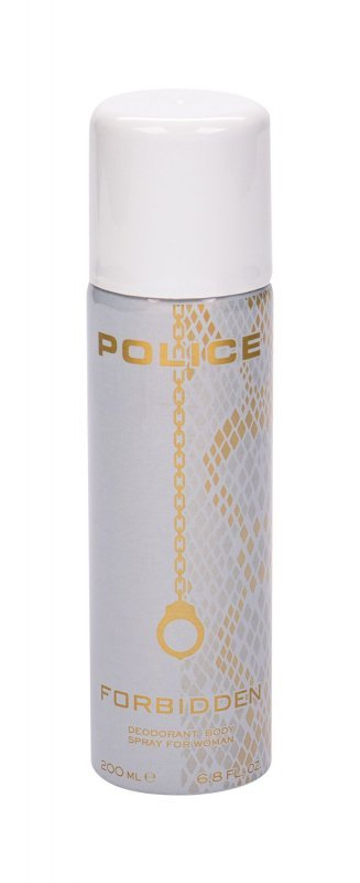 Police Forbidden (Dezodorant, W, 200ml)
